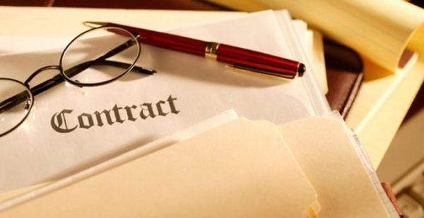 Hợp đồng mua bán bất động sản