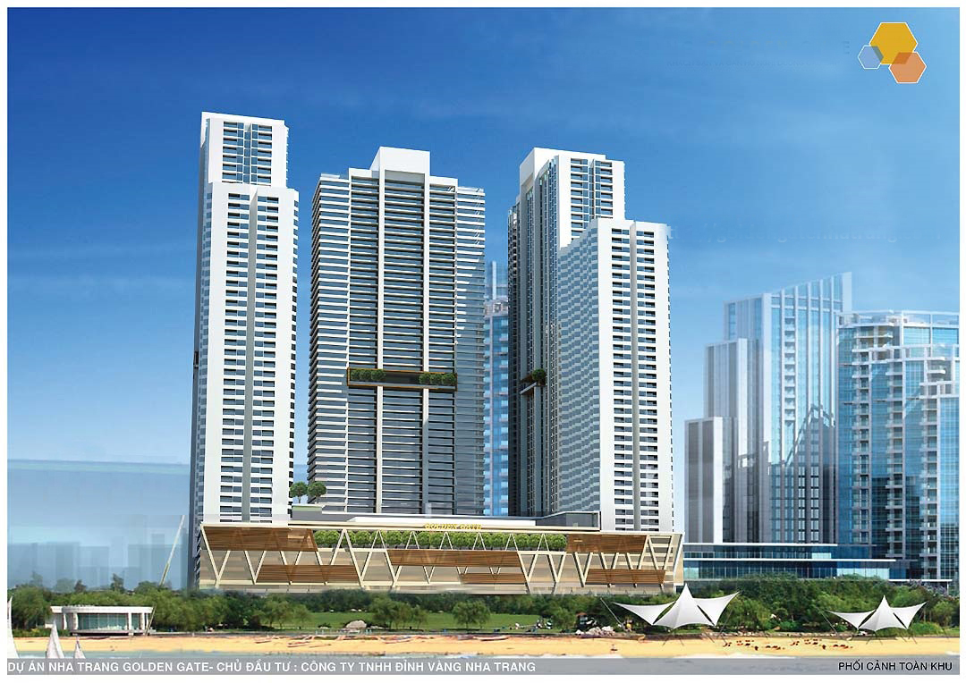Dự án Golden Peak Nha Trang