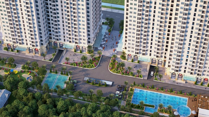 Chung cư Ruby City CT3