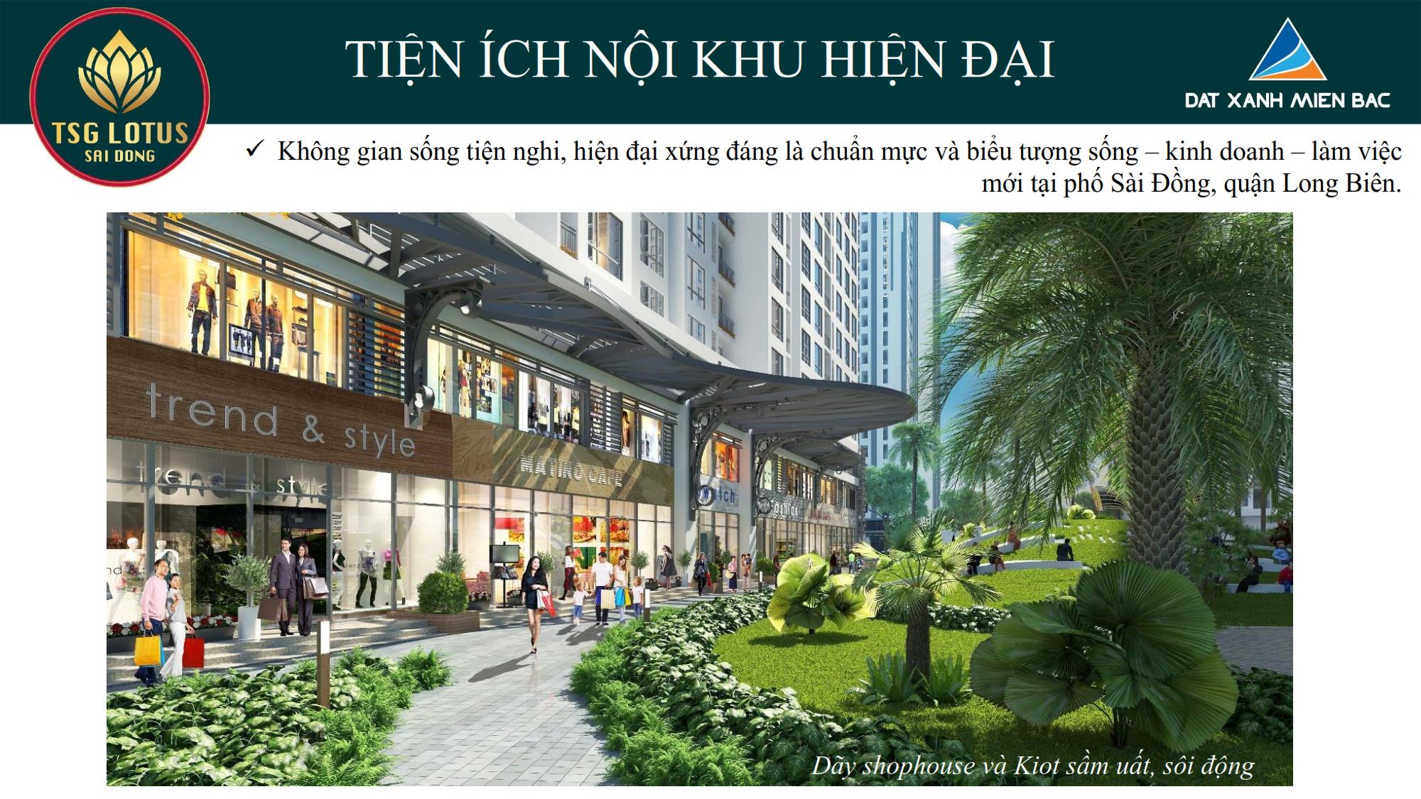 TSG Lotus Sài Đồng