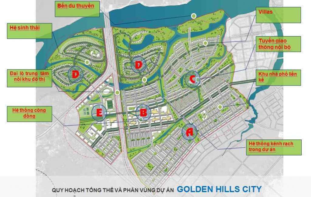 Vinhomes Golden Hills Đà Nẵng