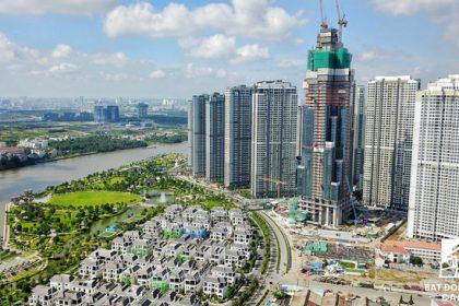 Tòa nhà cao nhất Việt Nam 81 tầng - The Landmark 81