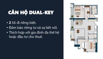 Căn hộ Dual Key là gì?