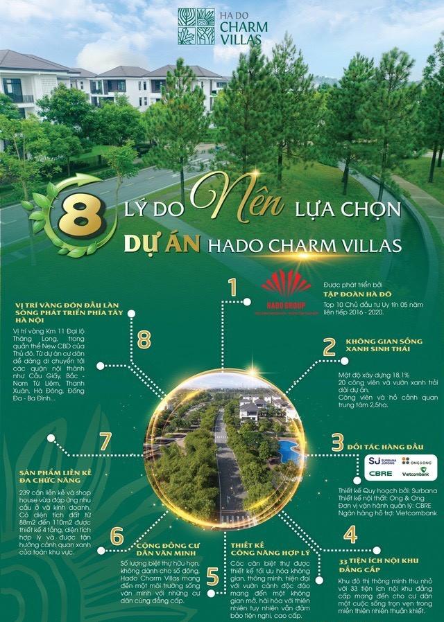 Hà Đô Charm Villas